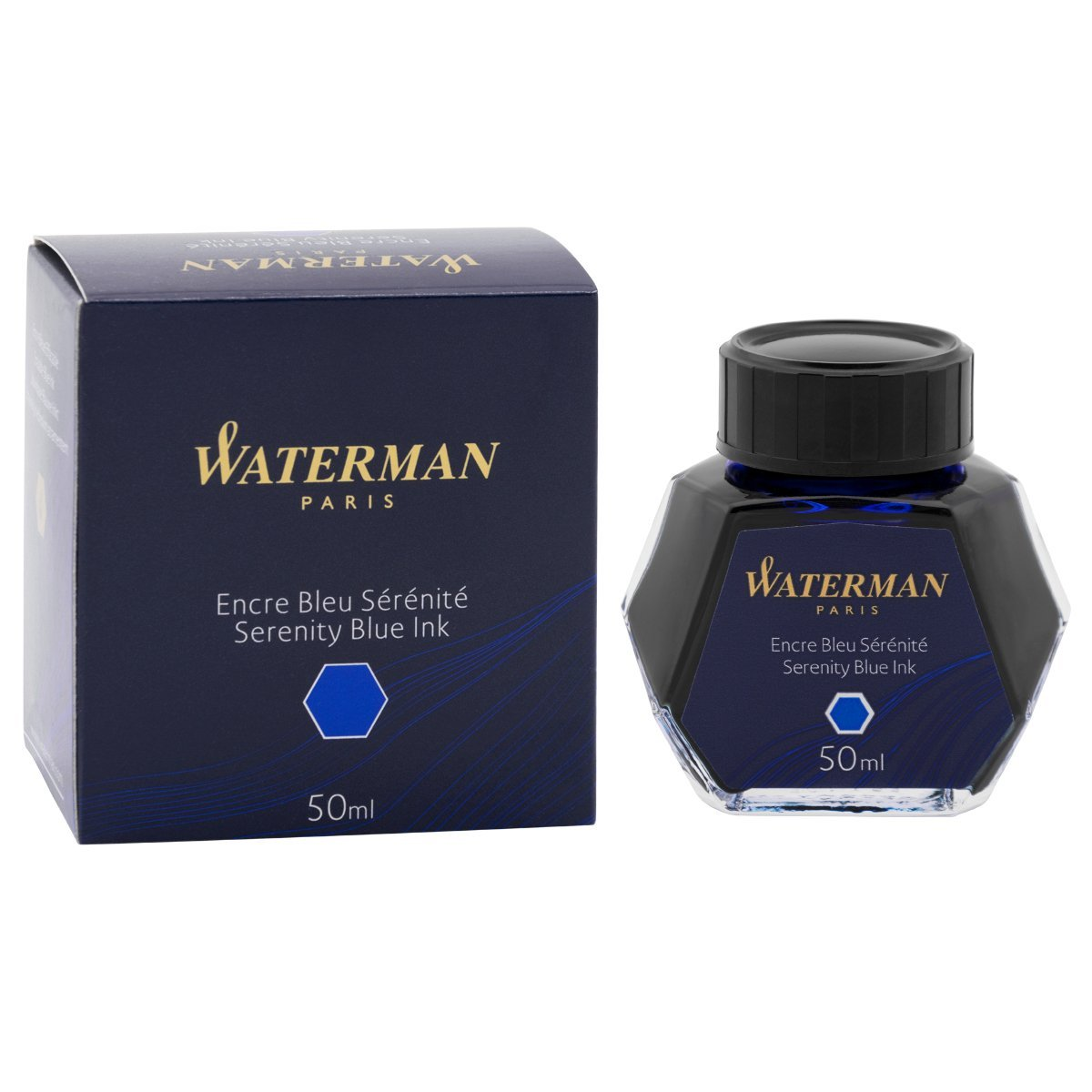 Waterman atrament NIEBIESKI FLORYDA