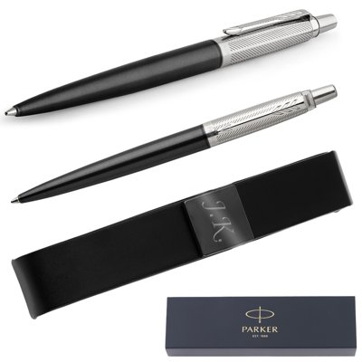 Długopis PARKER Jotter PRM SS Tower Grey Diagonal CT GRAWER