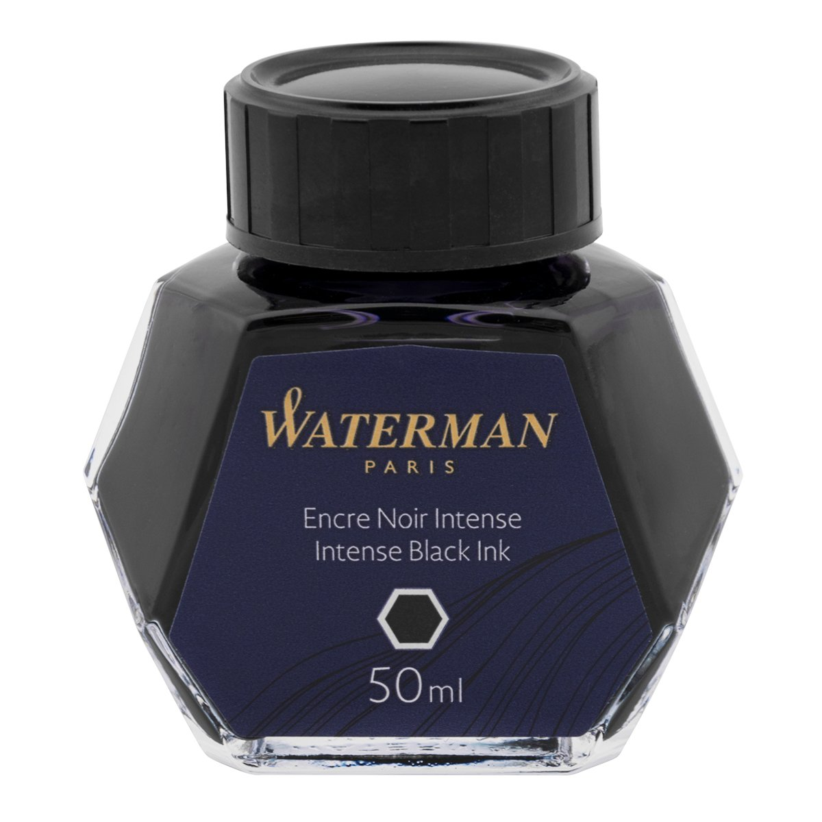Waterman atrament CZARNY