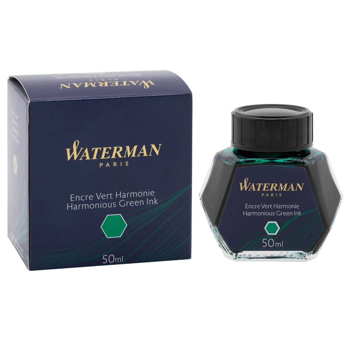 Waterman atrament ZIELONY